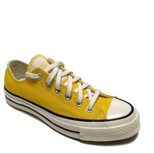 Chuck Taylor All Star Low Top Yellow Sneakers